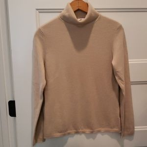 Charter Club *CASHMERE* MED TURTLENECK SWEATER